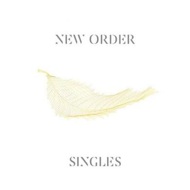 New Order Singles (2015 Remaster) (4LP 180 Gram Vinyl)