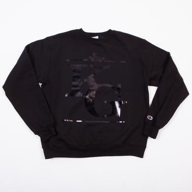 Kevin Gates KG Logo Slim Fit Crewneck Sweatshirt