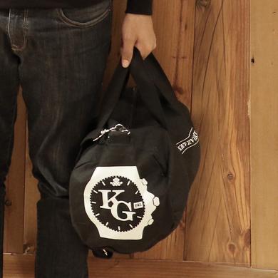 Kevin Gates Timepiece Logo Duffle Bag