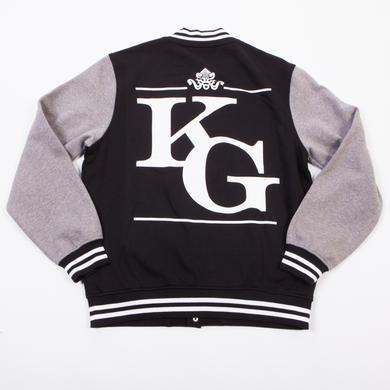 Kevin Gates KG Fleece Varsity Jacket