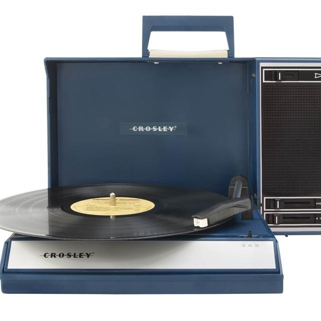 Crosley CR6016A Spinnerette Portable Turntable