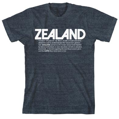 Zealand Worship Logo Definition T-Shirt