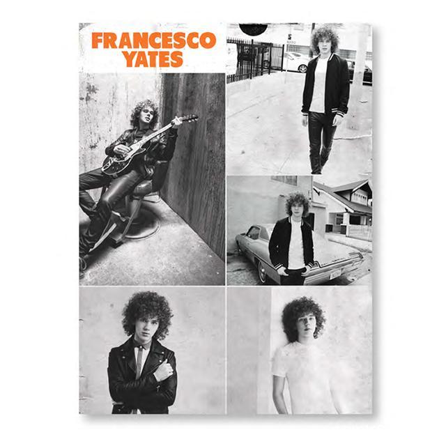 Francesco Yates Collage Poster