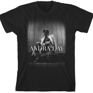 Andra Day Cheers To The Fall Album Cover T-Shirt