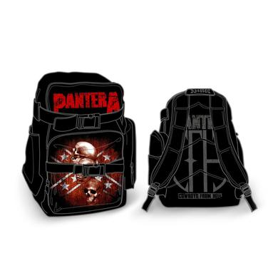Pantera Skulls Backpack