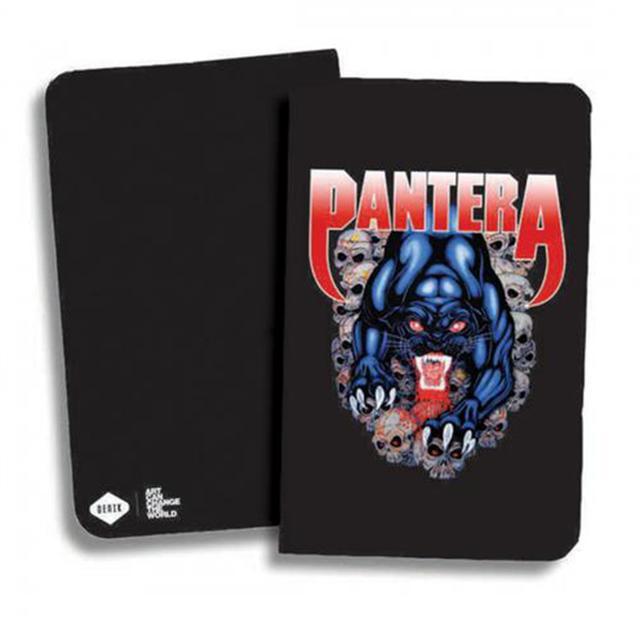 Pantera Panther Notebook