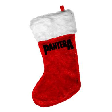 Pantera Logo Stocking