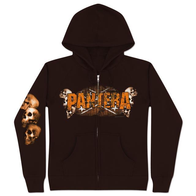 Pantera Wraparound Zip Hoodie
