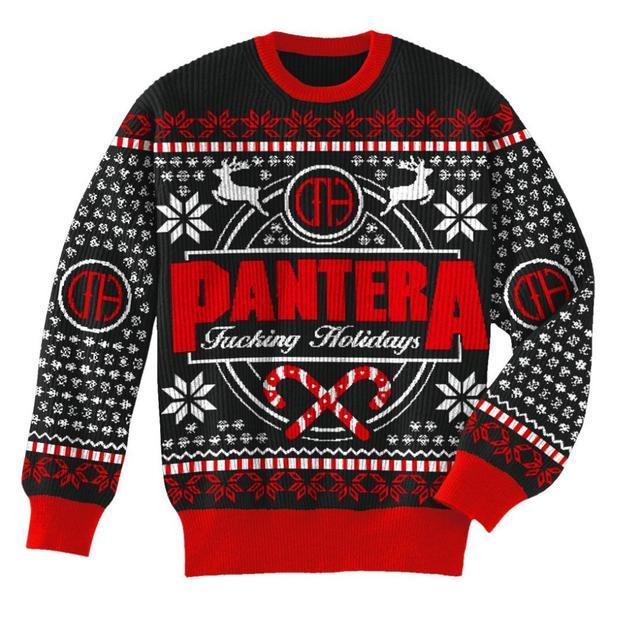 Pantera Xmas Sweater