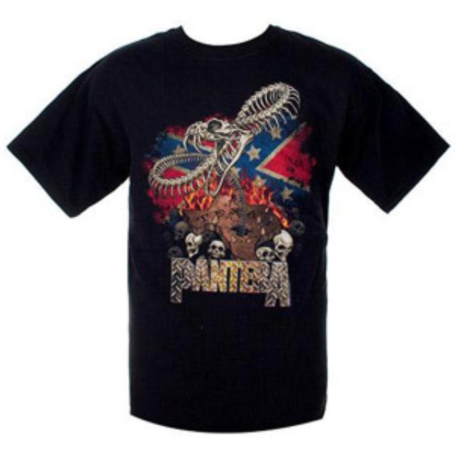 Pantera Kickin Up Dust T-Shirt