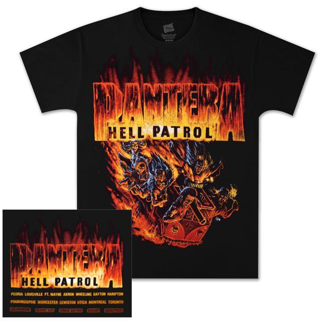 Pantera Hell Patrol T-Shirt