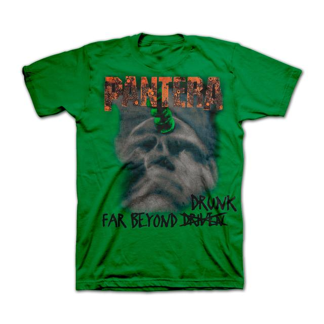 Pantera Far Beyond Drunk T-Shirt