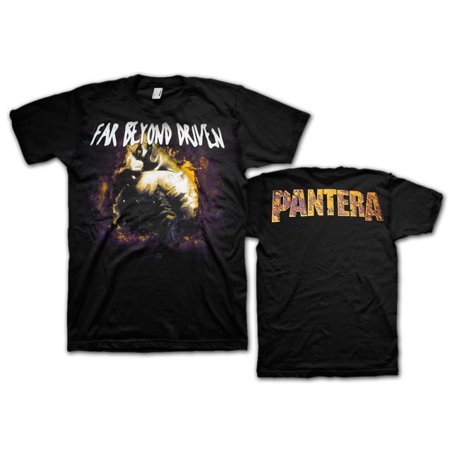 Pantera Beyond Driven Drill T-Shirt