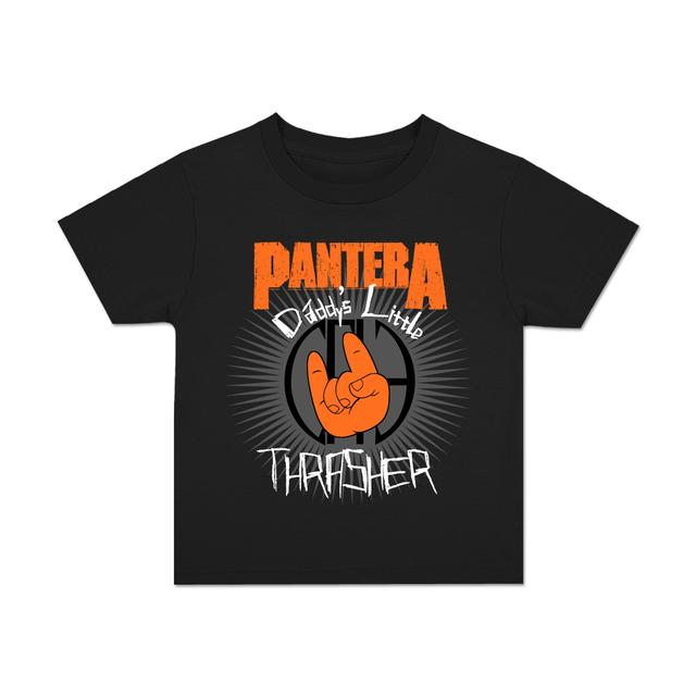 Pantera Daddy's Little Thrasher Toddler T-Shirt
