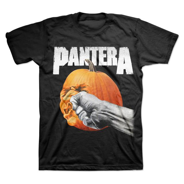 Pantera Vulgar Display of Halloween T-Shirt