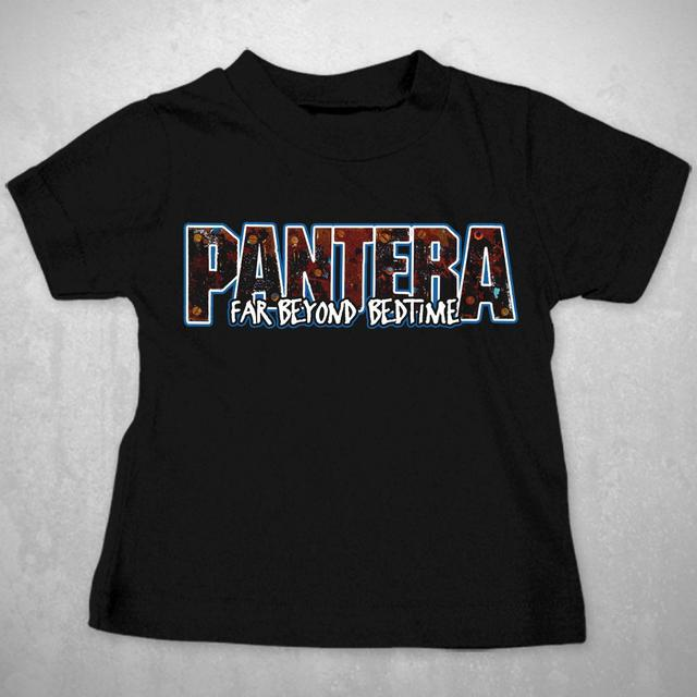 Pantera Far Beyond Bedtime Toddler T-Shirt