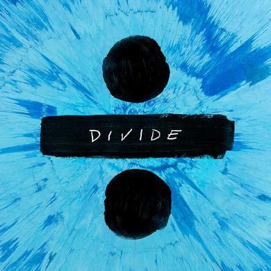 """Ed Sheeran ÷ (12"""" Vinyl)"""