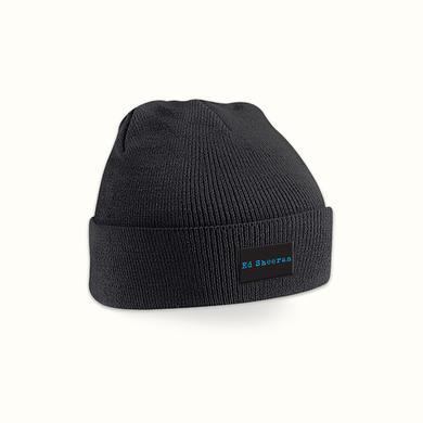 Ed Sheeran Electric Text Beanie