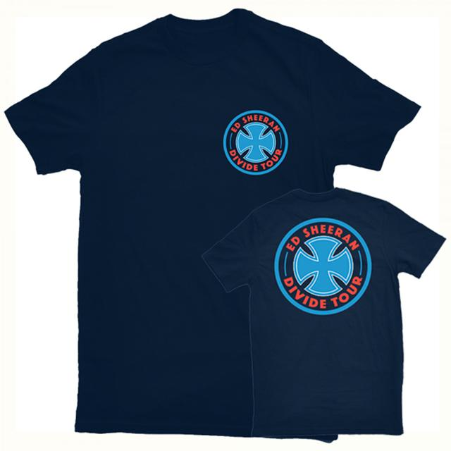 Ed Sheeran Divide Tour Crest T-Shirt