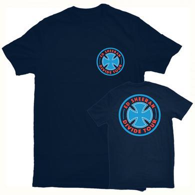 Ed Sheeran Divide Tour Crest T-Shirt