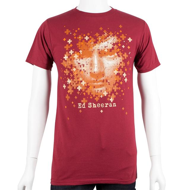 Ed Sheeran Plus Pieces T-Shirt (X-Large Only)