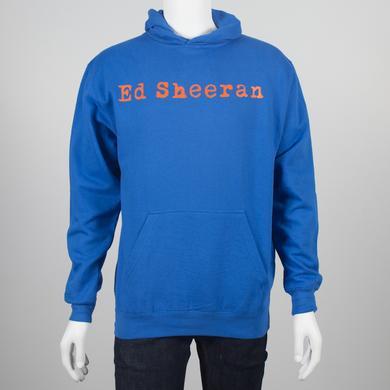 Ed Sheeran Typewriter Hoodie