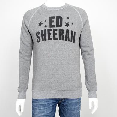 Ed Sheeran Star Stacked Slim Fit Sweatshirt