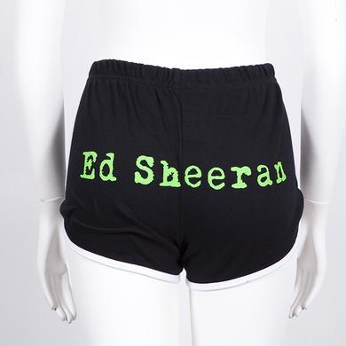 Ed Sheeran Ed Booty Shorts