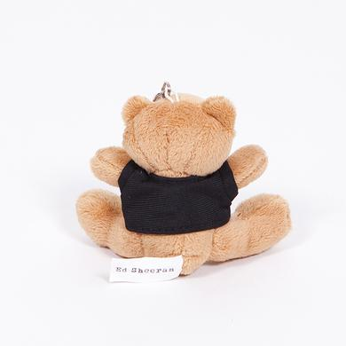 Ed Sheeran Bear Keychain