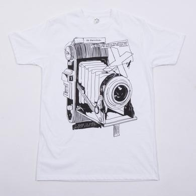 Ed Sheeran Photography Sketch T-Shirt