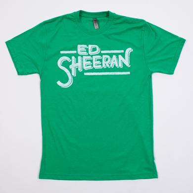 Ed Sheeran Headline Unisex T-Shirt