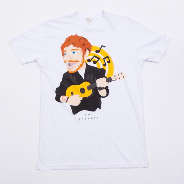 Ed Sheeran Muppet Slim Fit T-Shirt