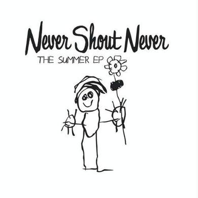 Never Shout Never The Summer EP CD (Vinyl)