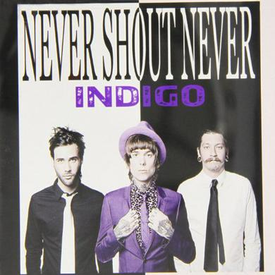 Never Shout Never Indigo CD