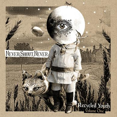 Never Shout Never Recycled Youth CD