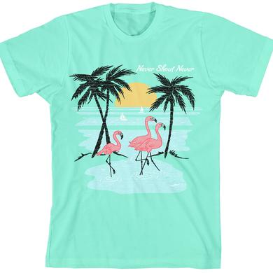 Never Shout Never Life Is Beachy T-Shirt