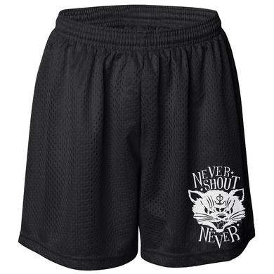 Never Shout Never Pop Kitty Gymshorts