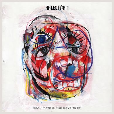 Halestorm ReAniMate 3.0: The CoVeRs eP CD (Vinyl)