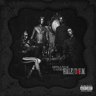 Halestorm The Strange Case Of… (CD)
