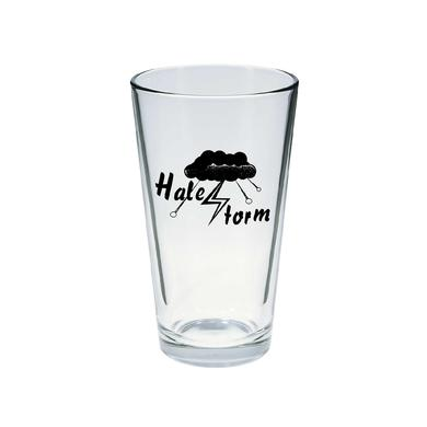 Halestorm 20th Anniversary Pint Glass