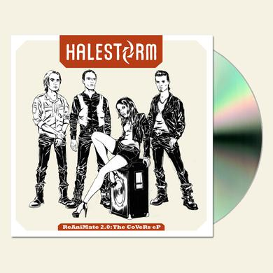 Halestorm ReAniMate 2.0: The CoVeRs eP (CD) (Vinyl)