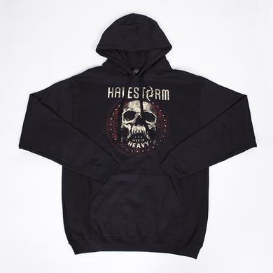Halestorm Heavy Skulls Hoodie