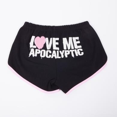 Halestorm Swirly Love Juniors Booty Shorts