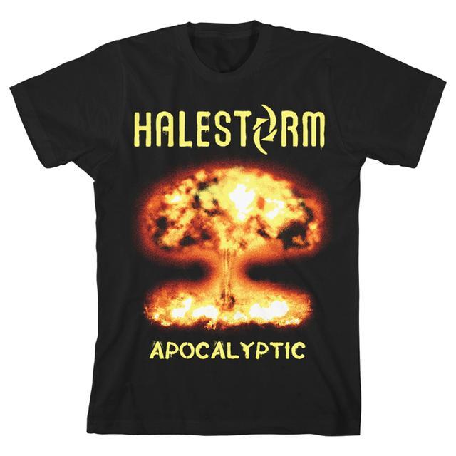 Halestorm Mushroom Cloud T-Shirt