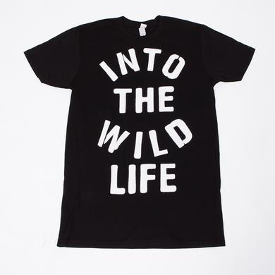 Halestorm Into the Wild Life Stencil T-Shirt