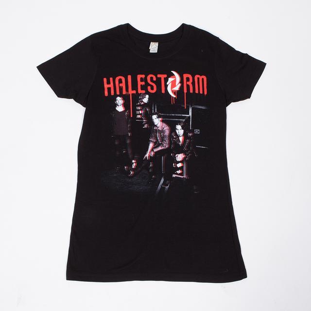 Halestorm Paint Photo Junior T-Shirt