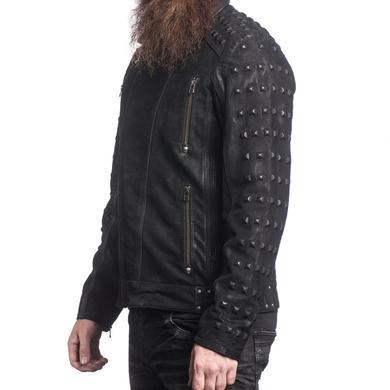 Halestorm Into The Wildlife Autographed Leather Jacket (Men's)