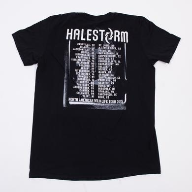 Halestorm Wildlife Photo T-Shirt