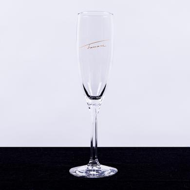 Trey Songz Tremaine Signature Champagne Flute