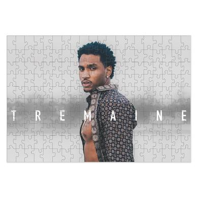 Trey Songz Tremaine The Album Cover Puzzle